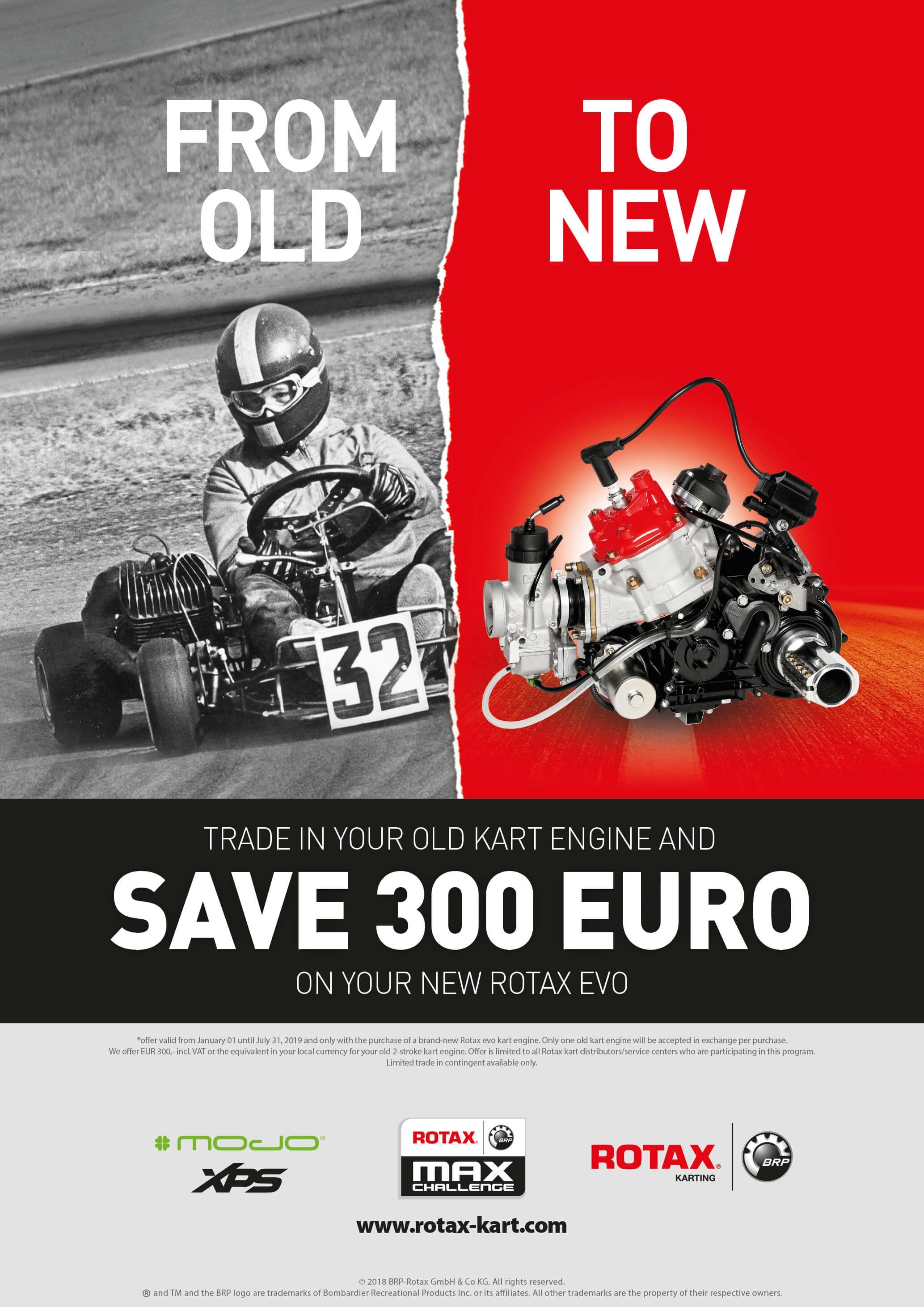 BUY A NEW ROTAX ENGINE AND SAVE 300 EUR! | Karting CEE
